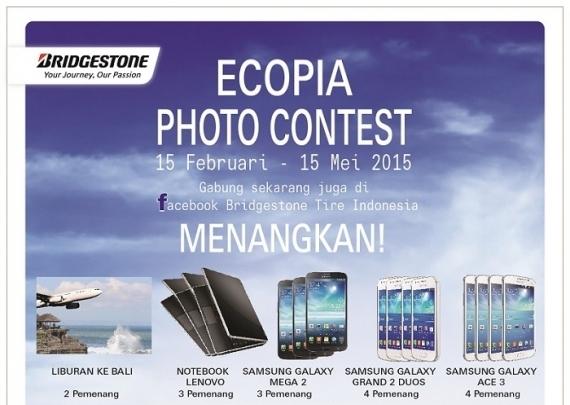 Bridgestone Ecopia Photo Contest
