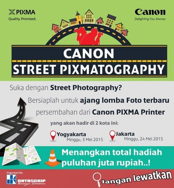 Canon Street PIXMATOGRAPHY 2015