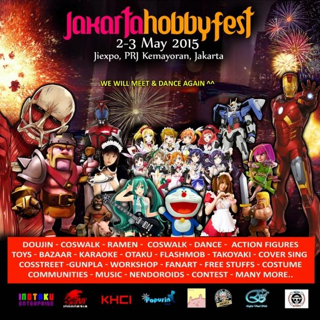 Jakarta HobbyFest 3.0