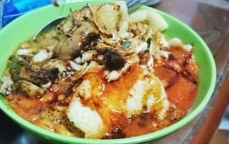 Bubur Ayam Cirebon