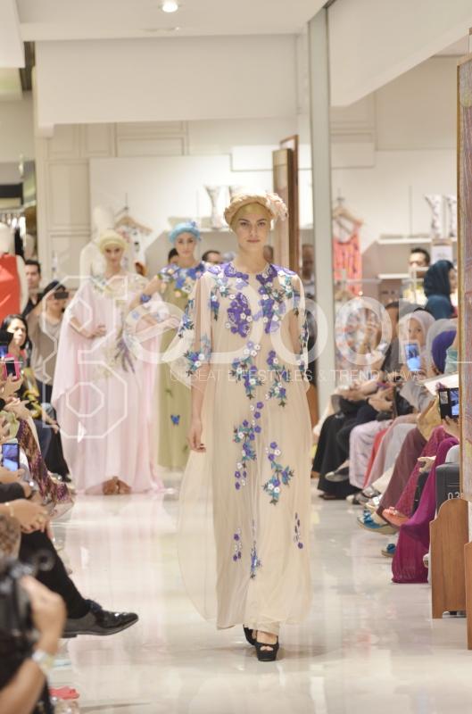 Ria Miranda Trunk Show Ramadhan Di Galeries Lafayette