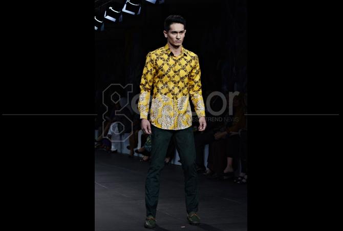 Alleira Batik Luncurkan Koleksi Pria Di Men's Fashion Week 2015 ...