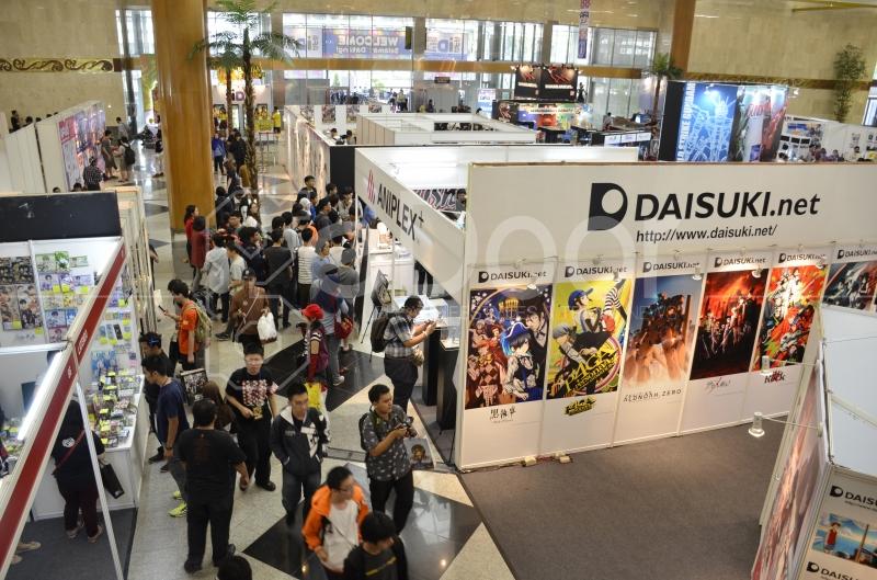 Anime Festival Asia Indonesia 2014 (AFAID)