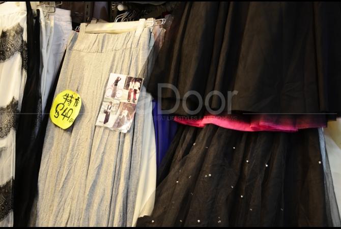 Salah satu tempat berburu koleksi fashion wanita di Mong Kok adalah Argyle Centre