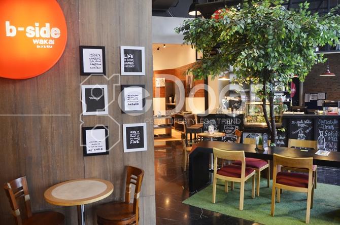 B-Side Wakai Bukan Hanya Sekedar Cafe