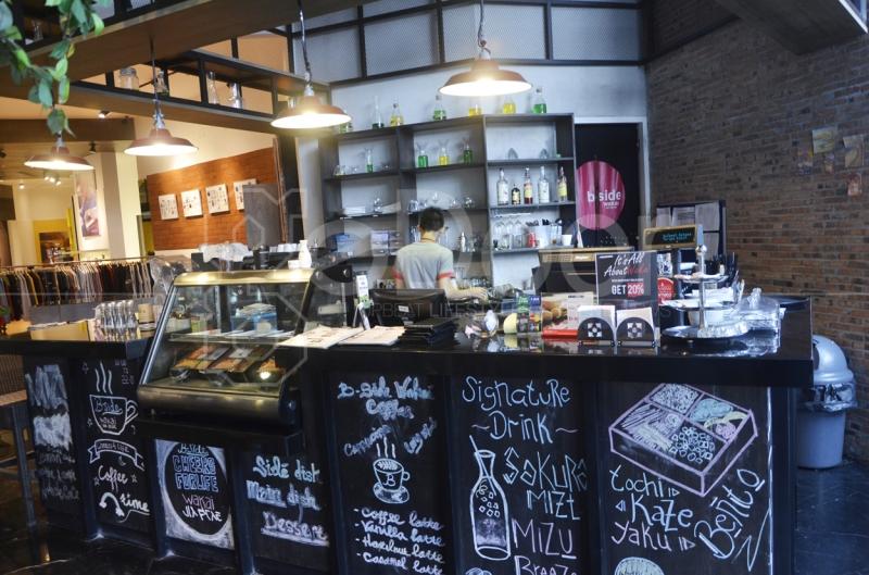 Cafe Di Kuningan City Mall Jakarta