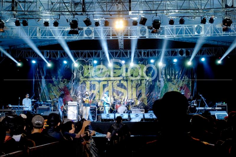 Bogor Rasta Parade 2014