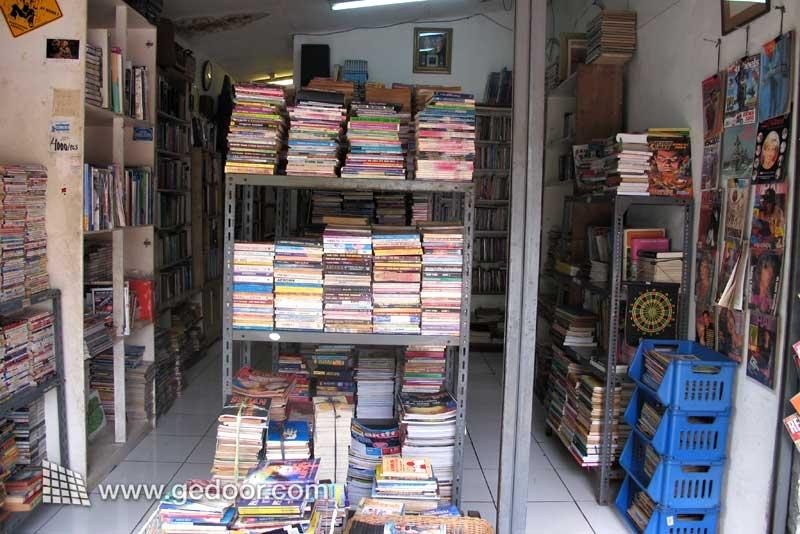 Buku Second/Bekas Pondok Pinang