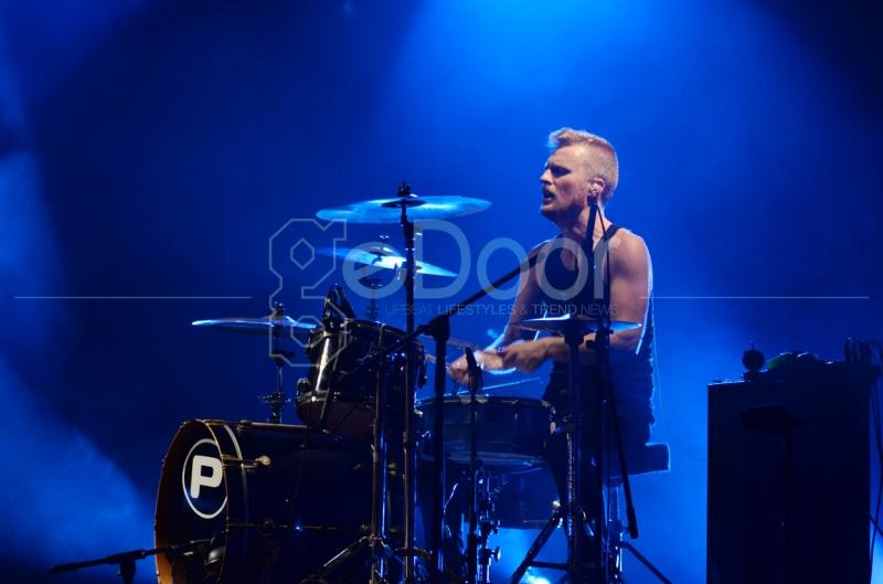Drummer Carpark North Morten Thorhauge