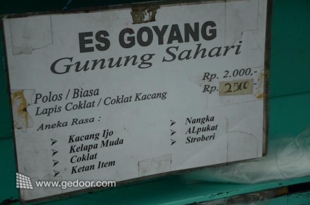 Es Goyang