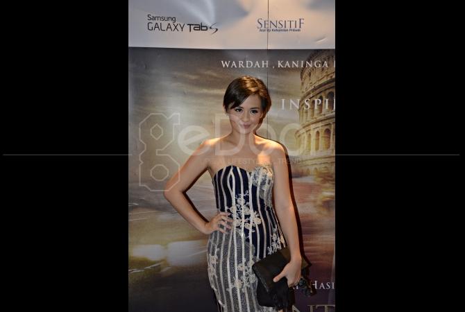 Joanna Alexandra salah satu pemain di film Cinta Selamanya