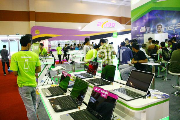 FKI Dan ICS 2013  Ajang Unjuk Gigi Gadget Terbaru