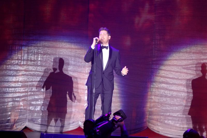 Michael Bublé Penyanyi, Pengarang Lagu Dan Aktor Kelahiran Kanada Ini Akhirnya Singgah Juga Ke Jakarta