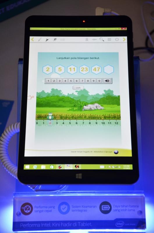 GramediaBook Adalah Tablet Edukasi Inovatif Untuk Model Pembelajaraan Abad Ke 21 Dari Indonesia Untuk Indonesia