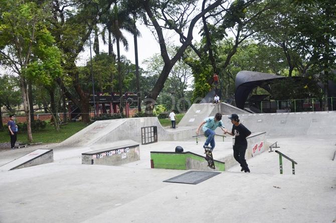 Taman Mini Indonesia Indah Skate Park