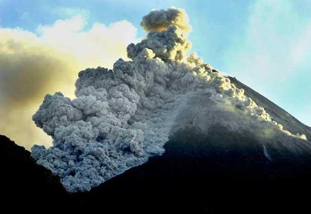 Gunung Merapi  jogjakarta
