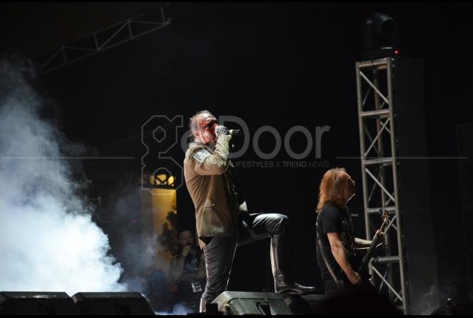 Mahyem Hadirkan Nuansa Kental Black Metal Di Gelaran Hammersonic 2015