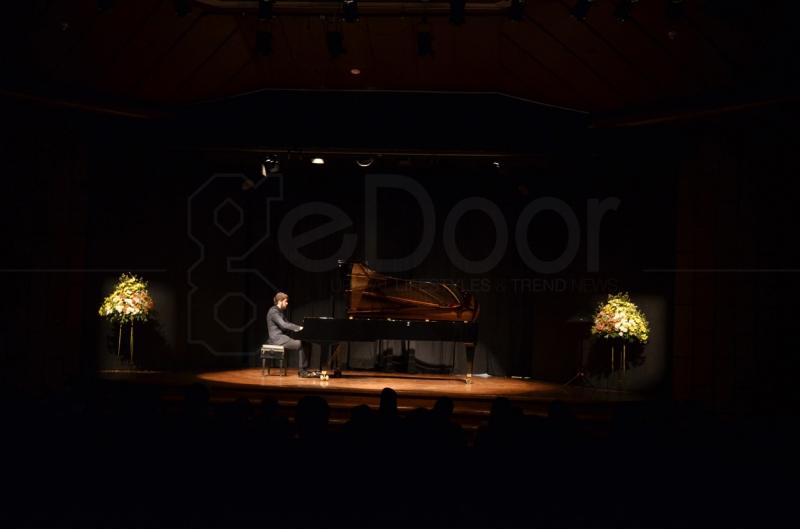 Konser Klasik Di Erasmui Huis