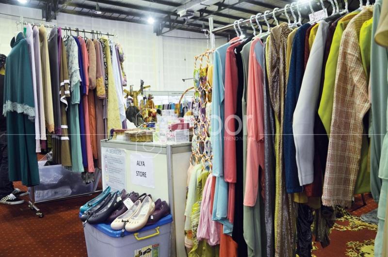 Hijab & Beauty Expo 2014