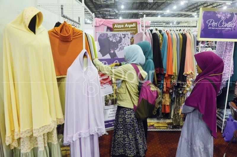 Hijab & Beauty Expo Jakarta 2014