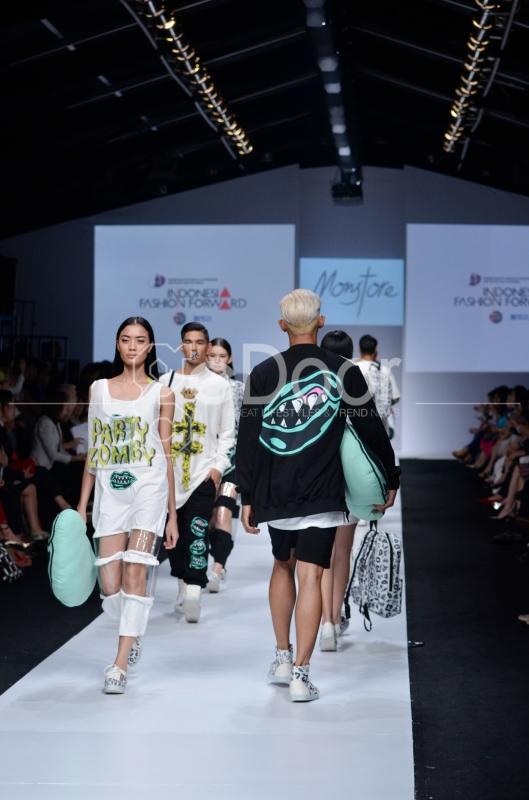 Acara Ini Menjadi Satu Bagian Dalam Gelaran Fashion Tent JFW 2015