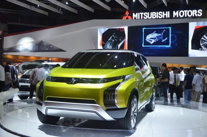 Mobil Terbaru Dari Mitsubisi