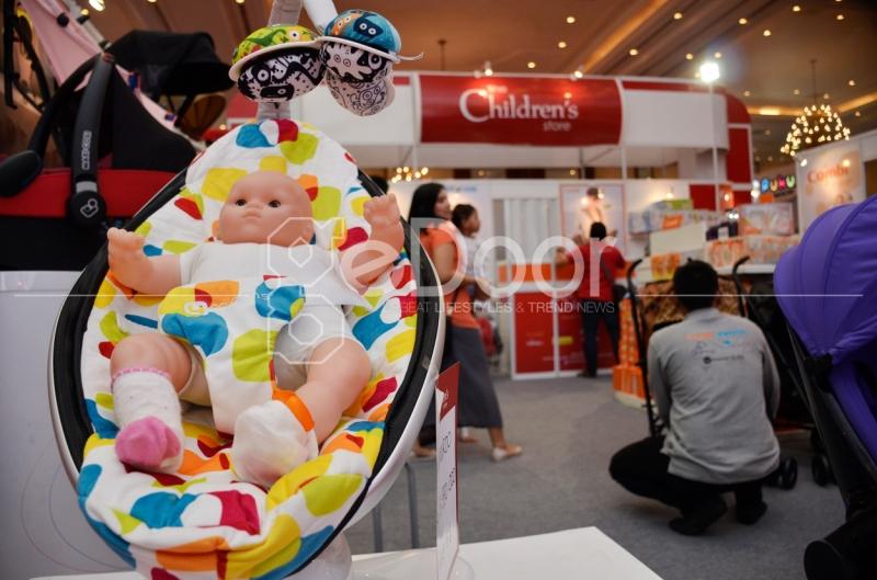 Pameran Ini Menghadirkan Lebih Dari 250 Produk Berkualitas Untuk Kebutuhan Ibu Hamil, Bayi Dan Balita