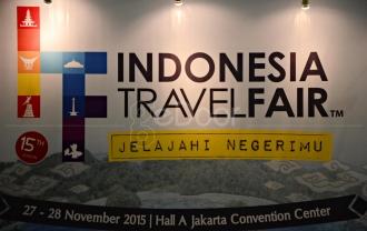 Indonesia Travel Fair 2015 JCC