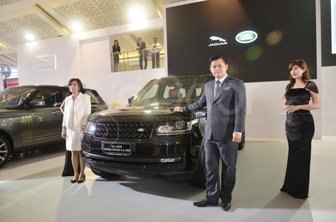 Land Rover Terbaru DI IIMS 2014