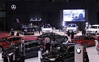 Jakarta Auto Show 2015