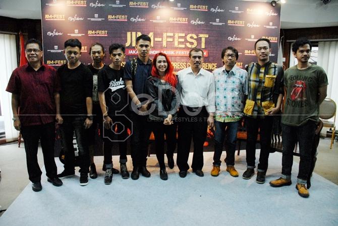 Konser Jakarta Indie Music Festival Menjadi Wadah Segala Genre Musik