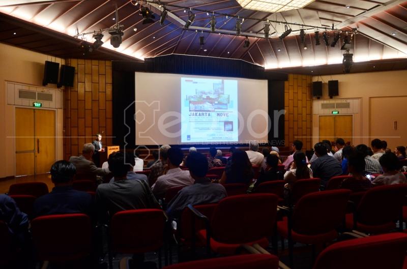 Akhir Tahun 2014 Ini, Erasmus Huis Kembali Mengadakan Workshop Tentang Arsitektur