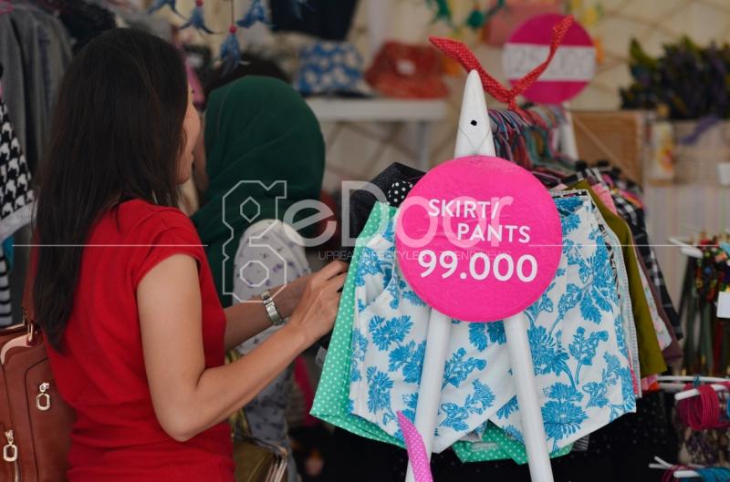 """JakCloth Tahun Ini Mengangkat Tema """"Let's Dance and Hangout In Shopping Arcade"""""""