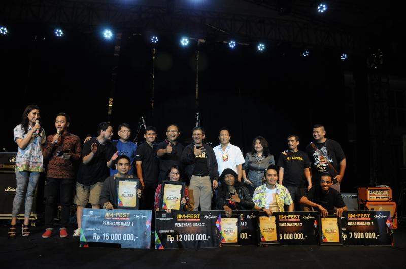 JIM Festival 2014 Menghasilkan 5 band Indie Jakarta Yang Berkualitas