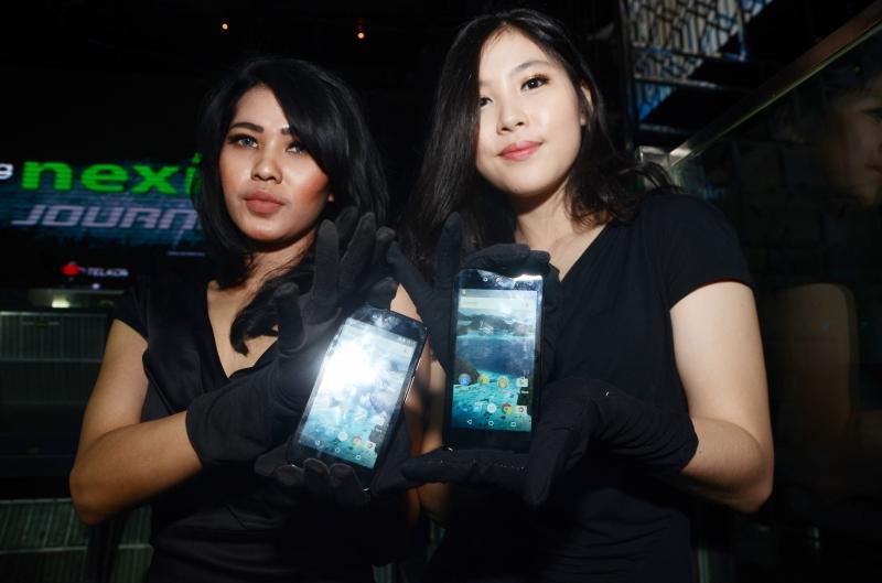 Nexian Secara Resmi Merilis Smartphone Android One Pertamanya Untuk Pasar Indonesia