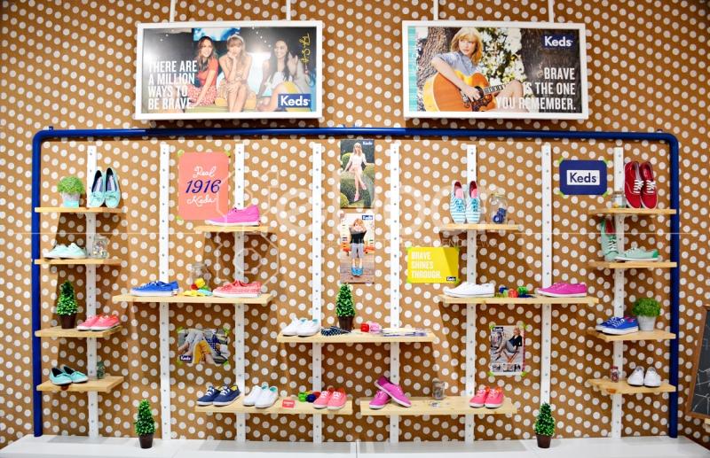 Koleksi-koleksi Sepatu Keds Yang Ada Di Store Keds Senayan City