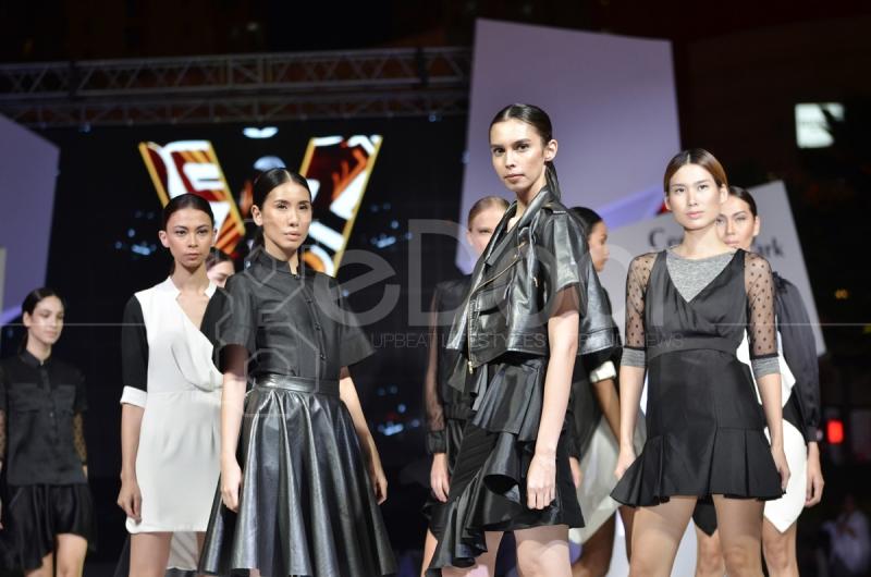 Fashion Show Di Mal Jakarta 2014
