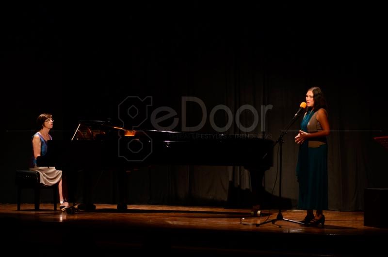 Pada Konser Ini Mereka Menampilkan 'Enam Pantun Melayu', Karya Sinta Wullur