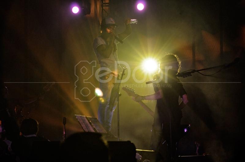 Lagu-Lagu Terbaik Slank Seperti 'Maafkan' dan 'Terlalu Manis' Juga Dibawakan Pada Konser Ini