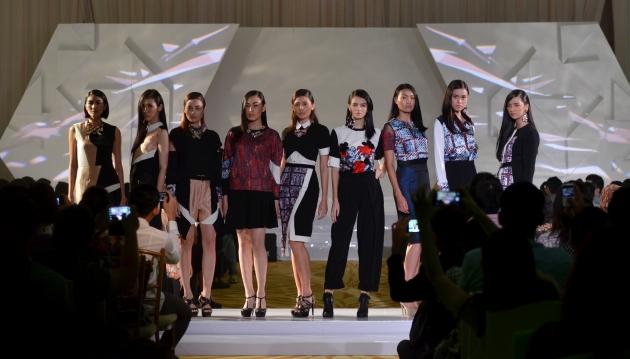 Fashion Show Di Jakarta 2014