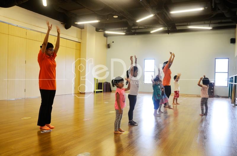 Berbagai Jenis Pelatihan Untuk Anak Usia 1-16 Tahun Ada Di Sini, Mulai Balet, Dance Hiphop, Gymnastic, Baby Class, Hingga Martial Art