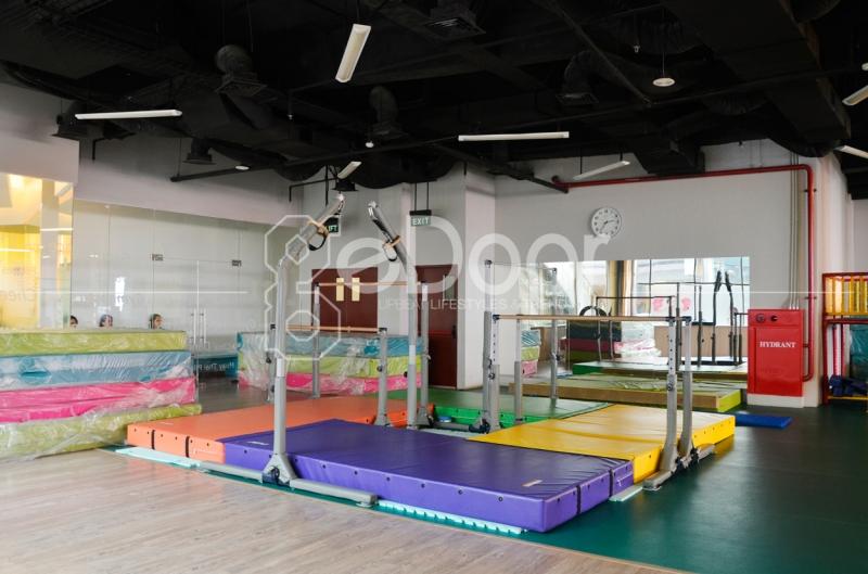 The Gym Berada Di Bintaro Entertaimnet Center (BEC), Sektor 7, CBD, Bintaro Jaya