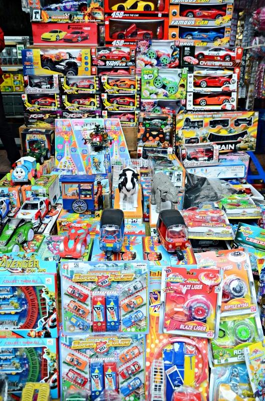 Ragam Jenis Mainan Anak Yang Ada Di Tempat ini