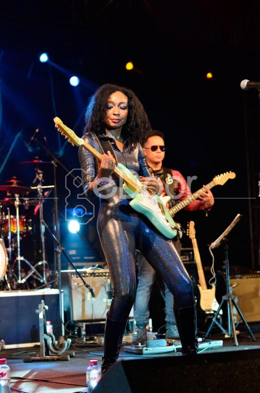 Malina Moye Pun Sempat Berduet Dengan Ginda Bestari Dan Band