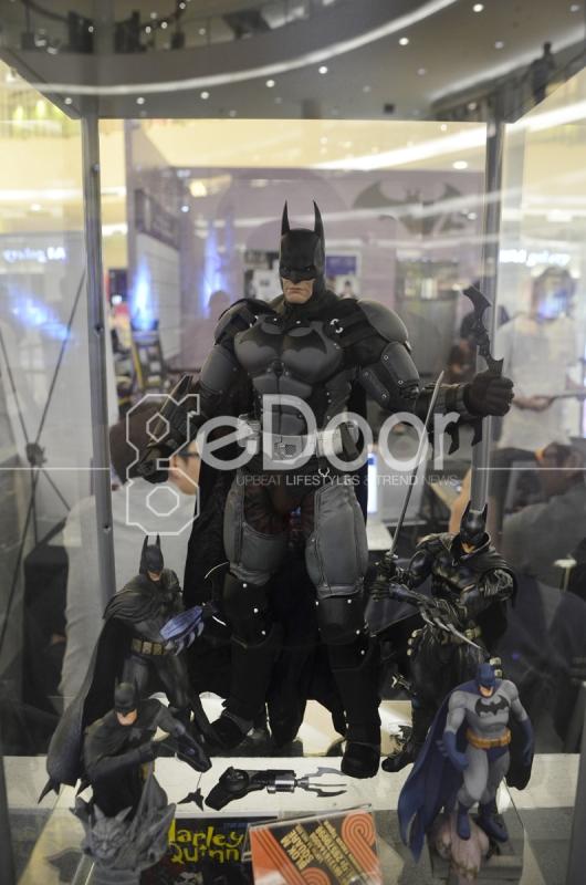 75 Tahun Batman Di Senayan City