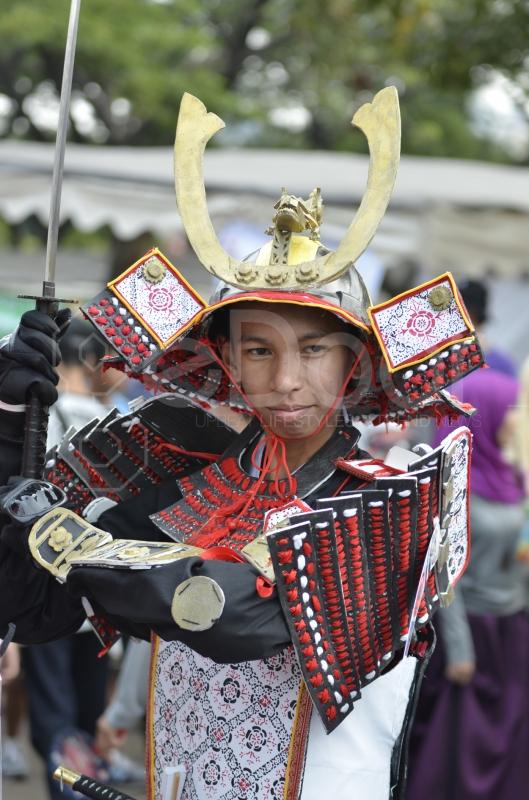 Acara Kebudayaan Jepang Di Senayan 2014