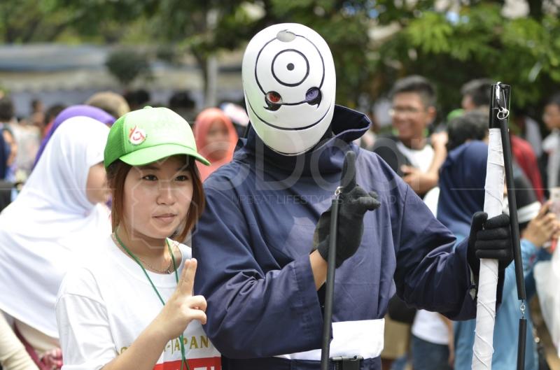 Jak Japan Matsuri 2014
