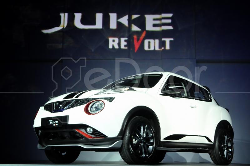 Tahun 2015 Ini Nissan Kembali Meluncurkan Mobil Terbarunya Yakni New Nissan Juke Dan Juke Revolt