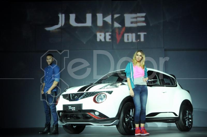 Tahun 2015 ini Nissan Lebih Memusatkan Bidikan Pasar-nya Ke Segmen Kaula Muda Yang Notabene Lebih Aktif Dan Dinamis