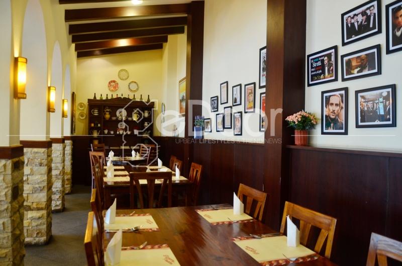 Resto Signora Pasta Terletak Di Bintaro Entertaiment Center (BEC)